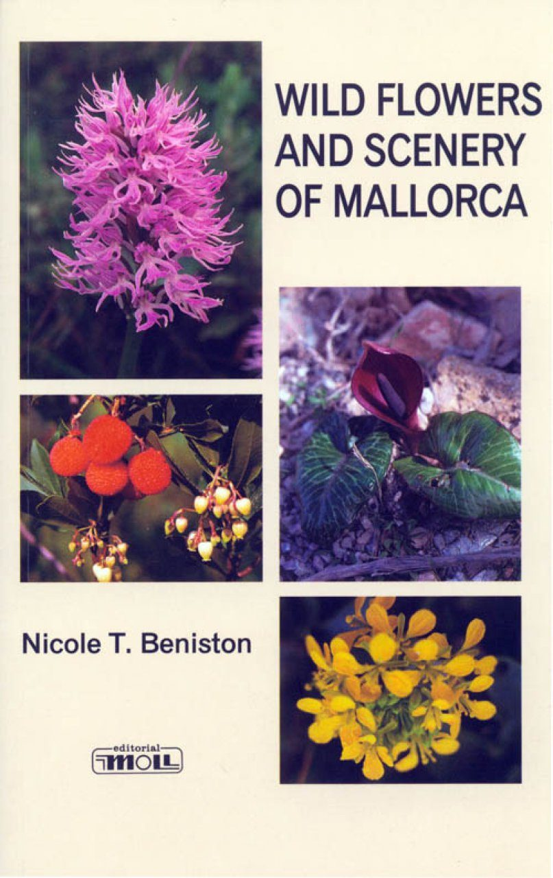 Wild Flowers and Scenery of Mallorca