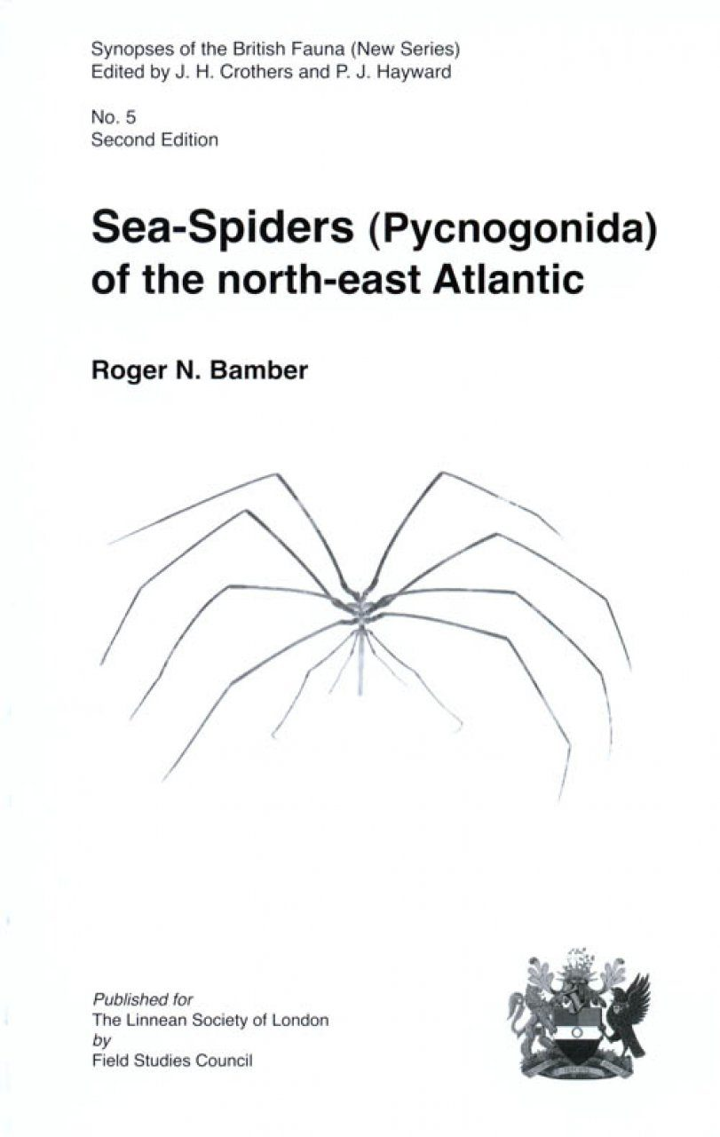 SBF Volume 5: Sea-Spiders (Pycnogonida) of the North-East Atlantic