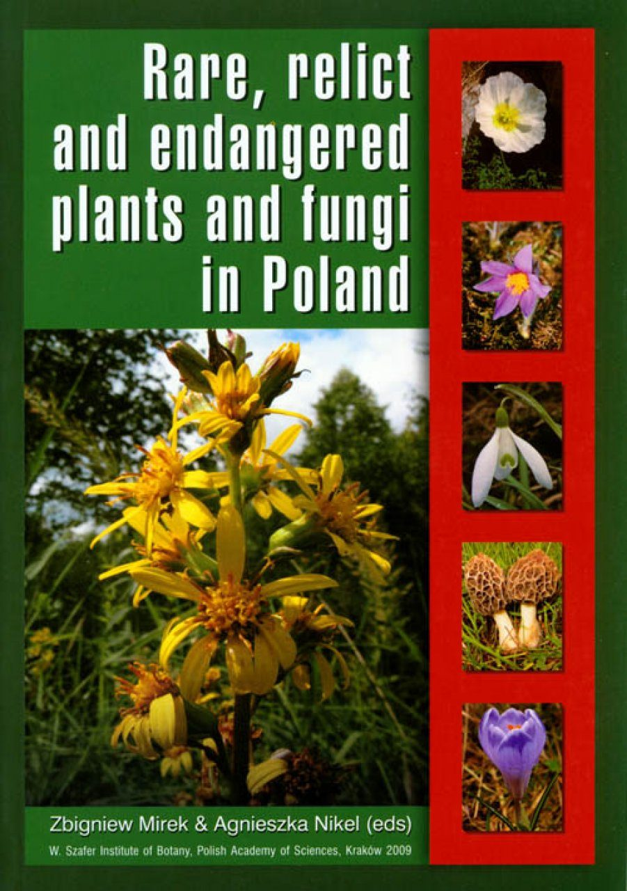 Rare, Relict and Endangered Plants and Fungi in Poland