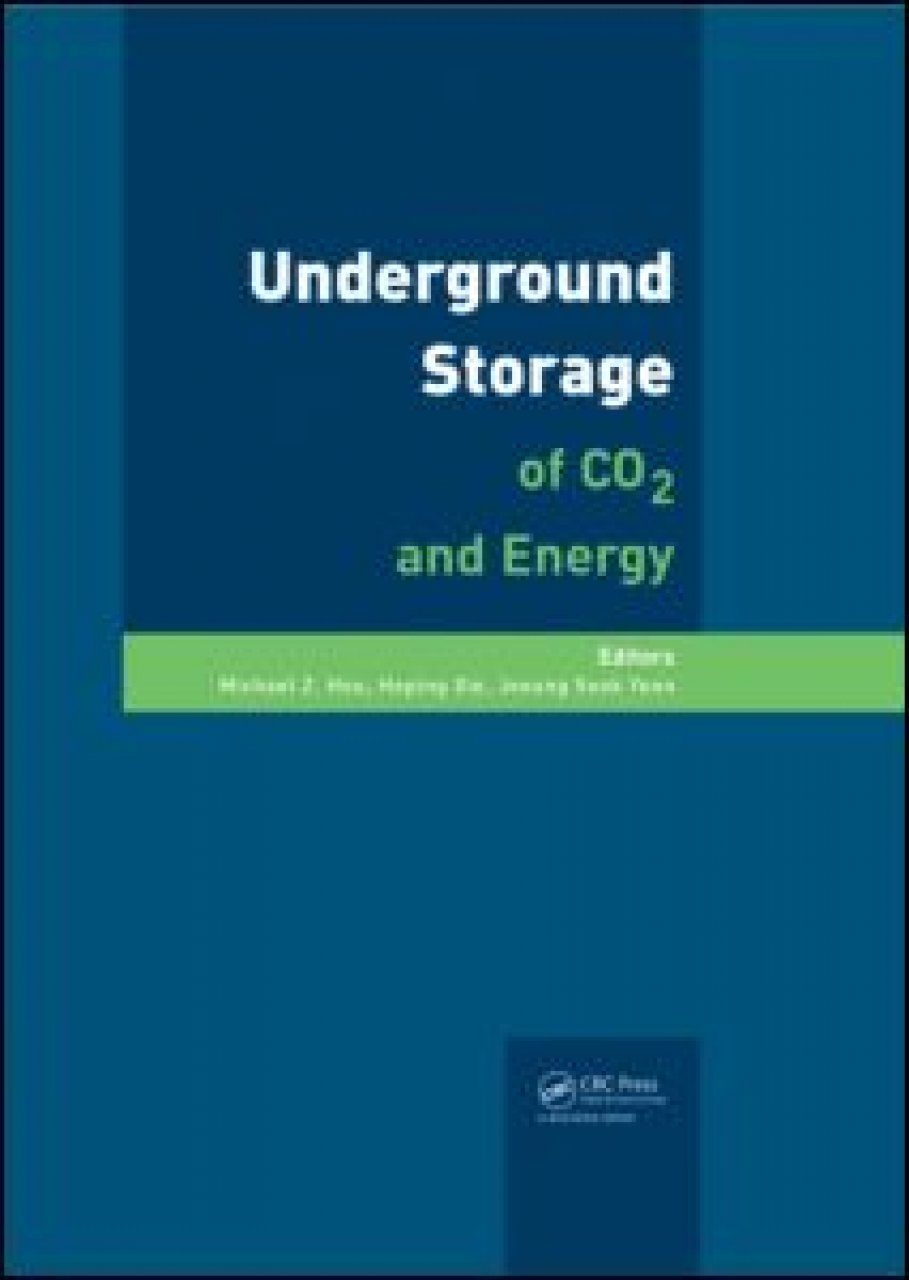 Underground Storage of CO₂ and Energy