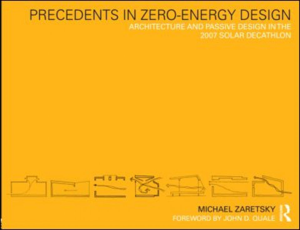Precedents in Zero-Energy Design