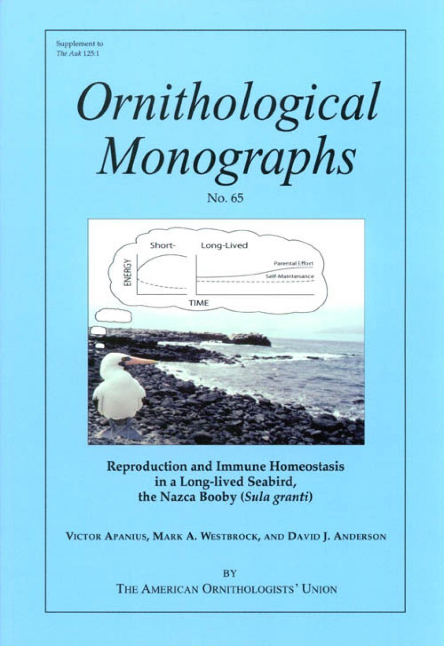 Reproduction and Immune Homeostasis in a Long-lived Seabird, the Nazca Booby (Sula Granti)