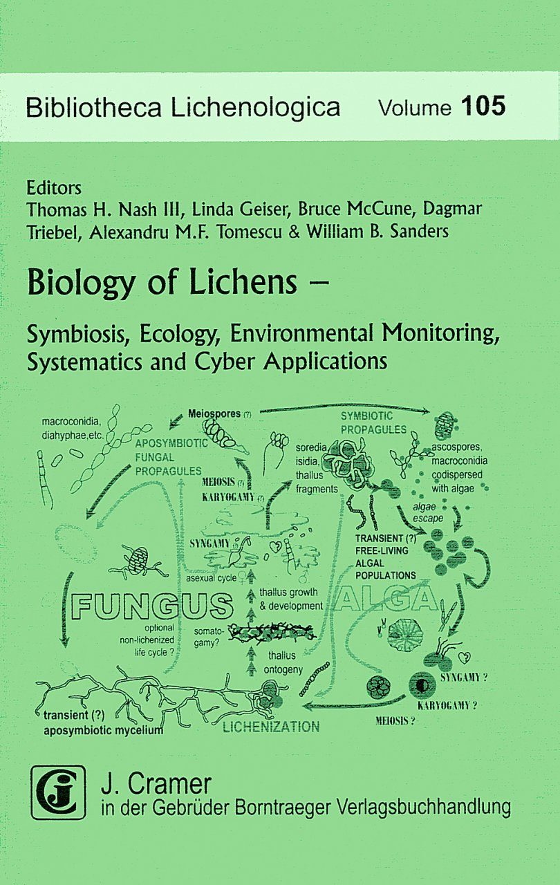 Biology of Lichens