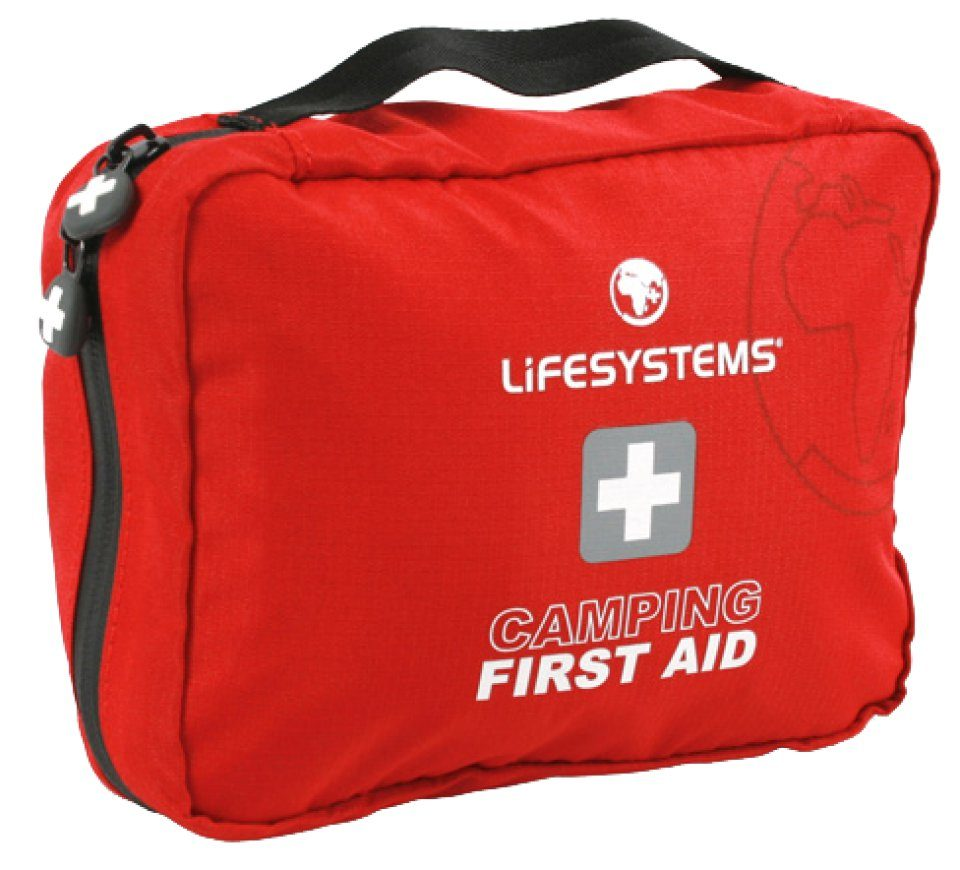 Lifesystems Camping Outdoor First Aid Kit