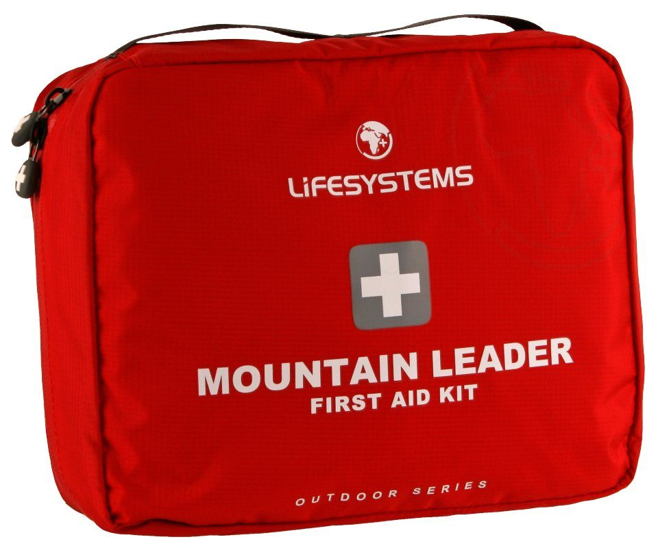 Lifesystems Mountain Leader Outdoor First Aid Kit