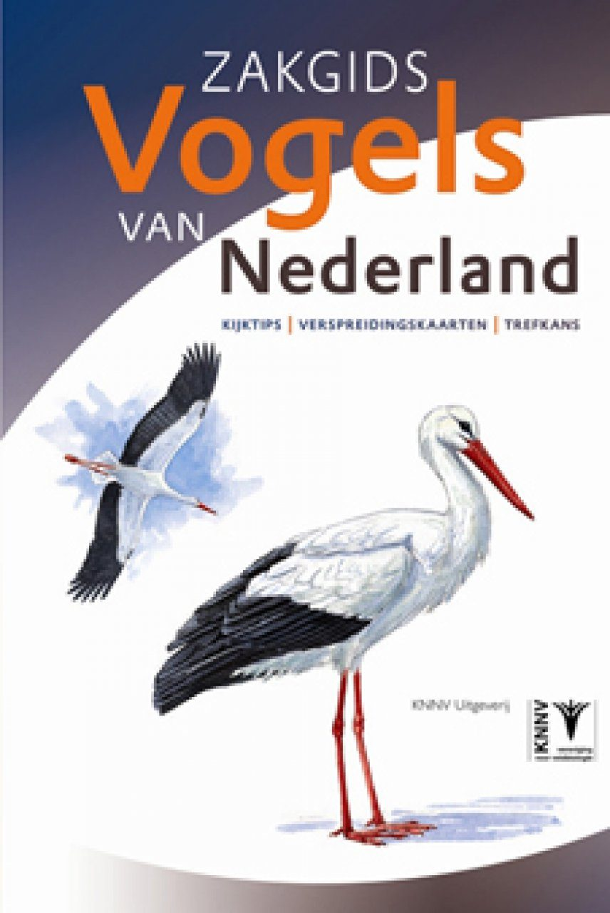 Zakgids Vogels van Nederland [Pocket Guide to Birds of the Netherlands]