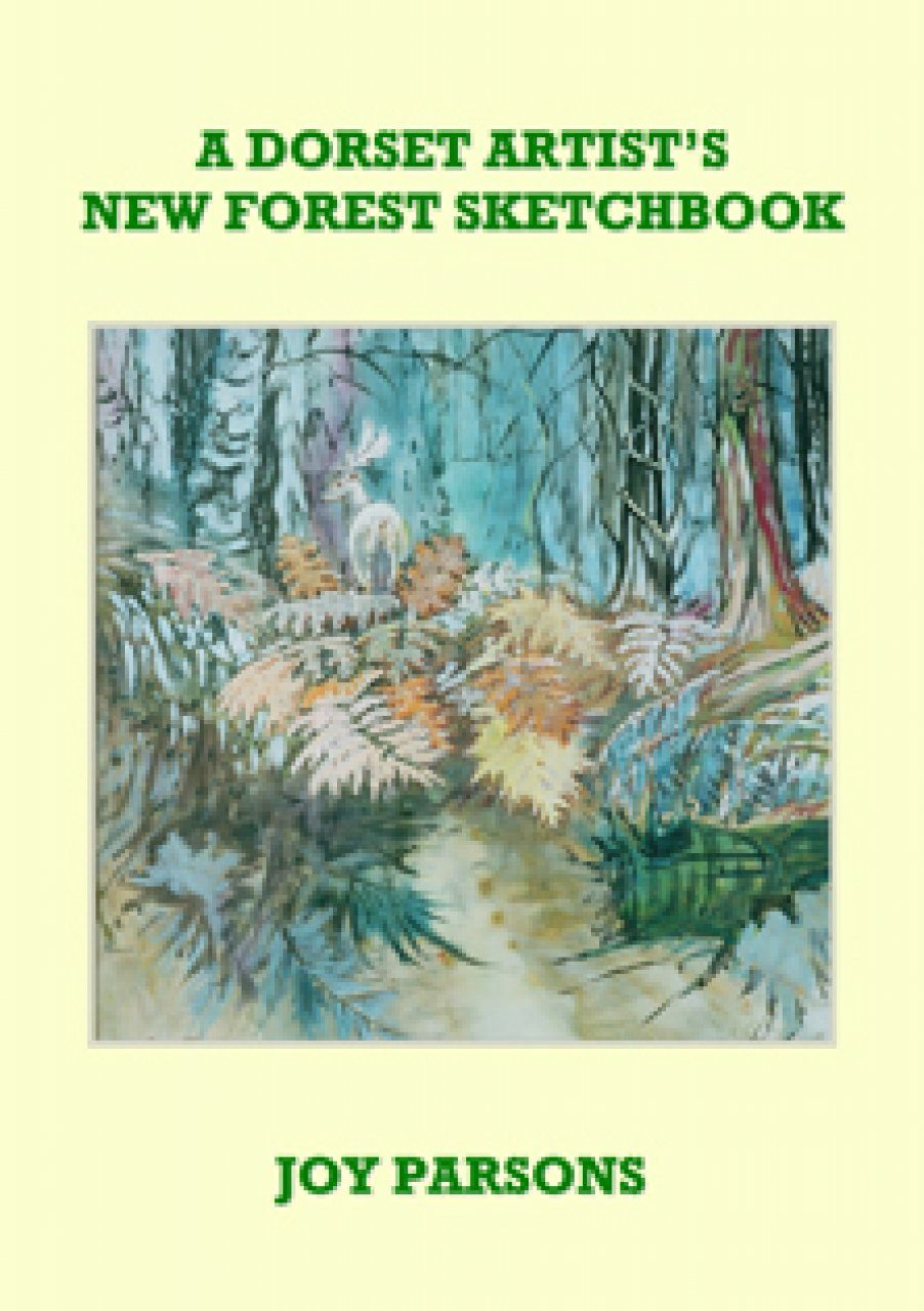 A Dorset Artist's New Forest Sketchbook