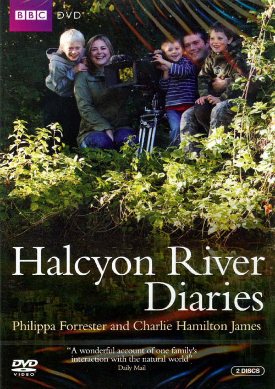 Halcyon River Diaries - DVD (Region 2)