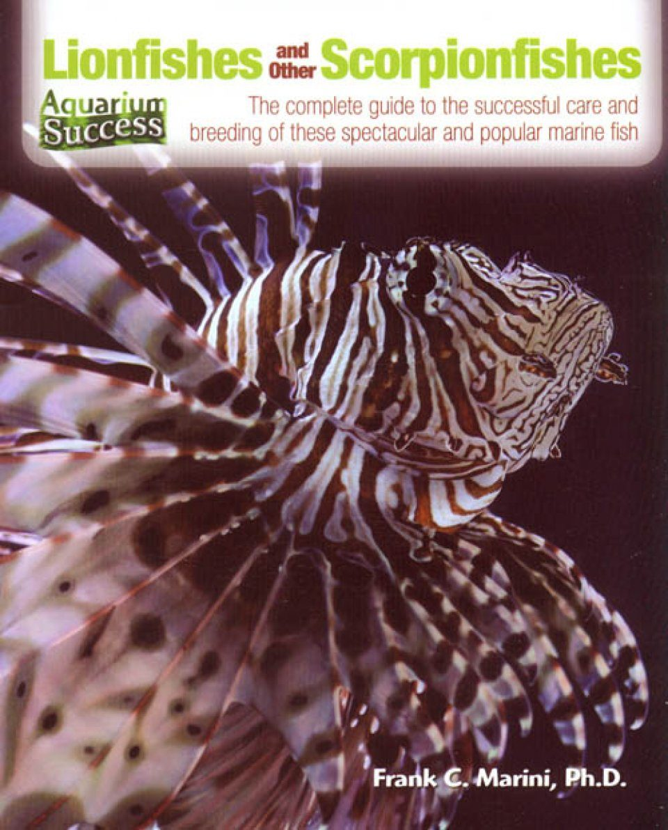 Lionfishes and Other Scorpionfishes