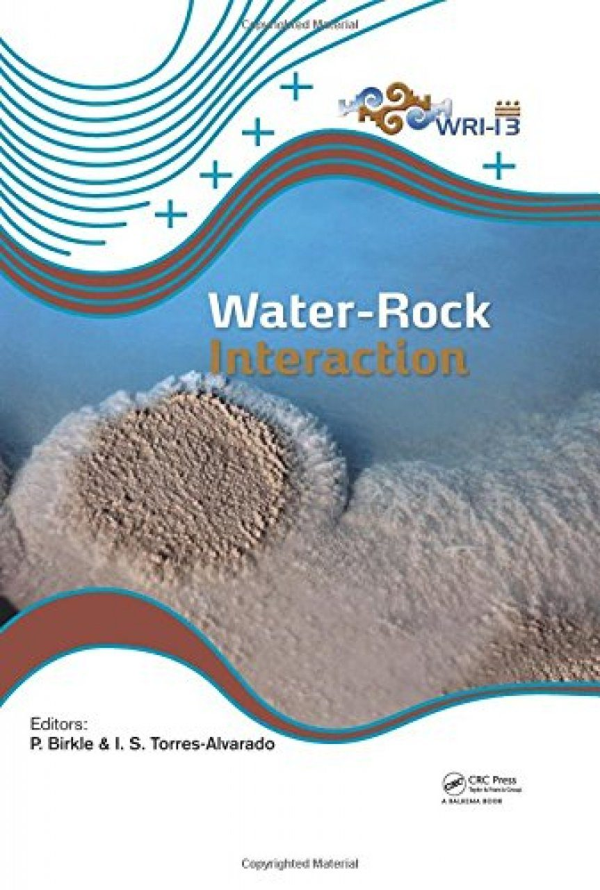 Water-rock Interaction XIII