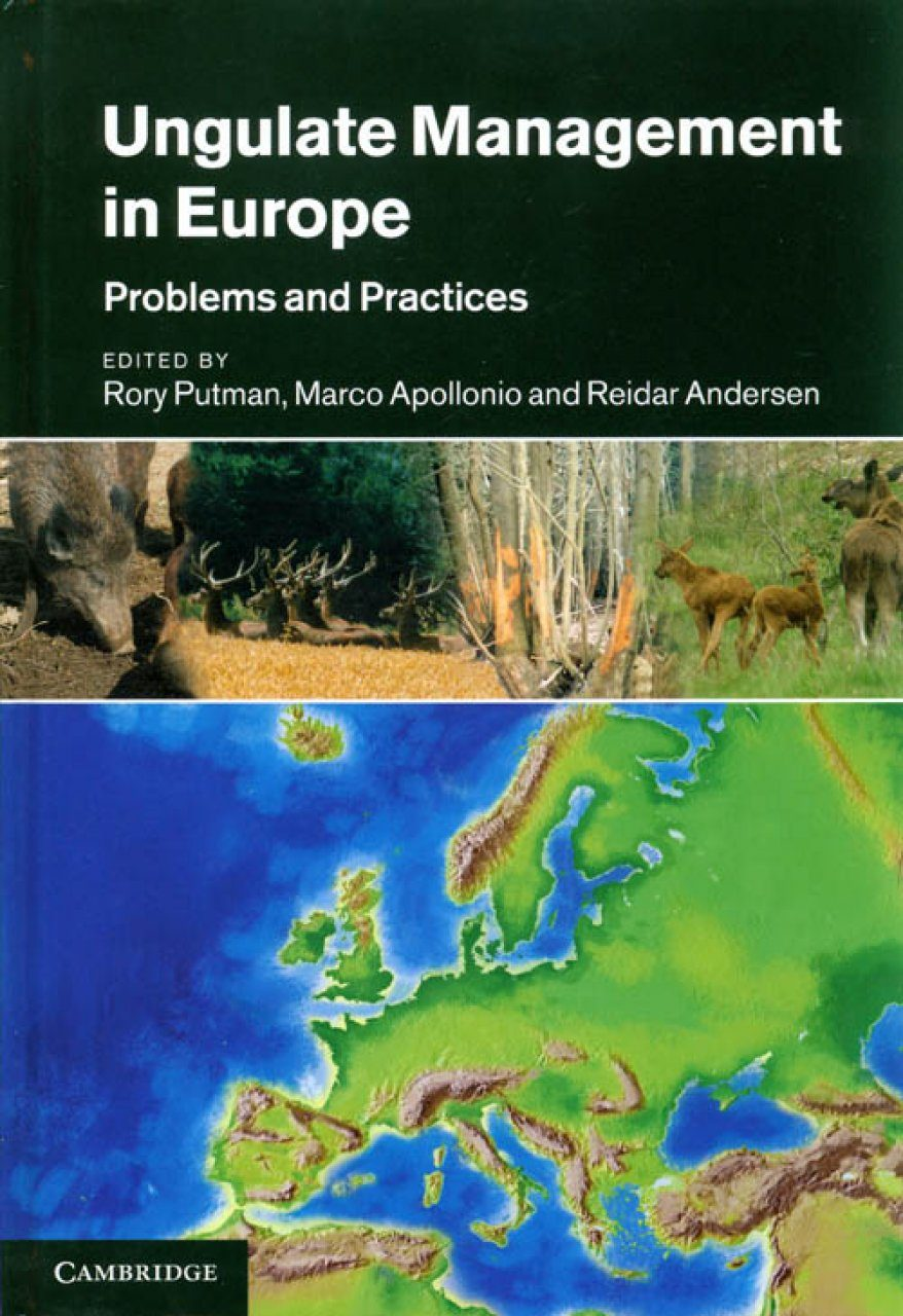 Ungulate Management in Europe