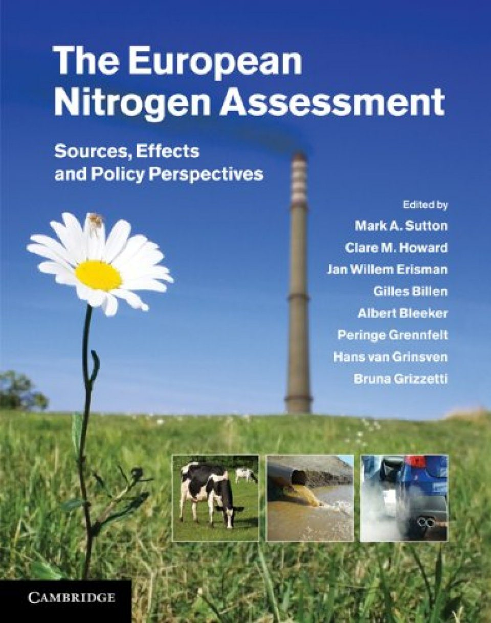 The European Nitrogen Assessment