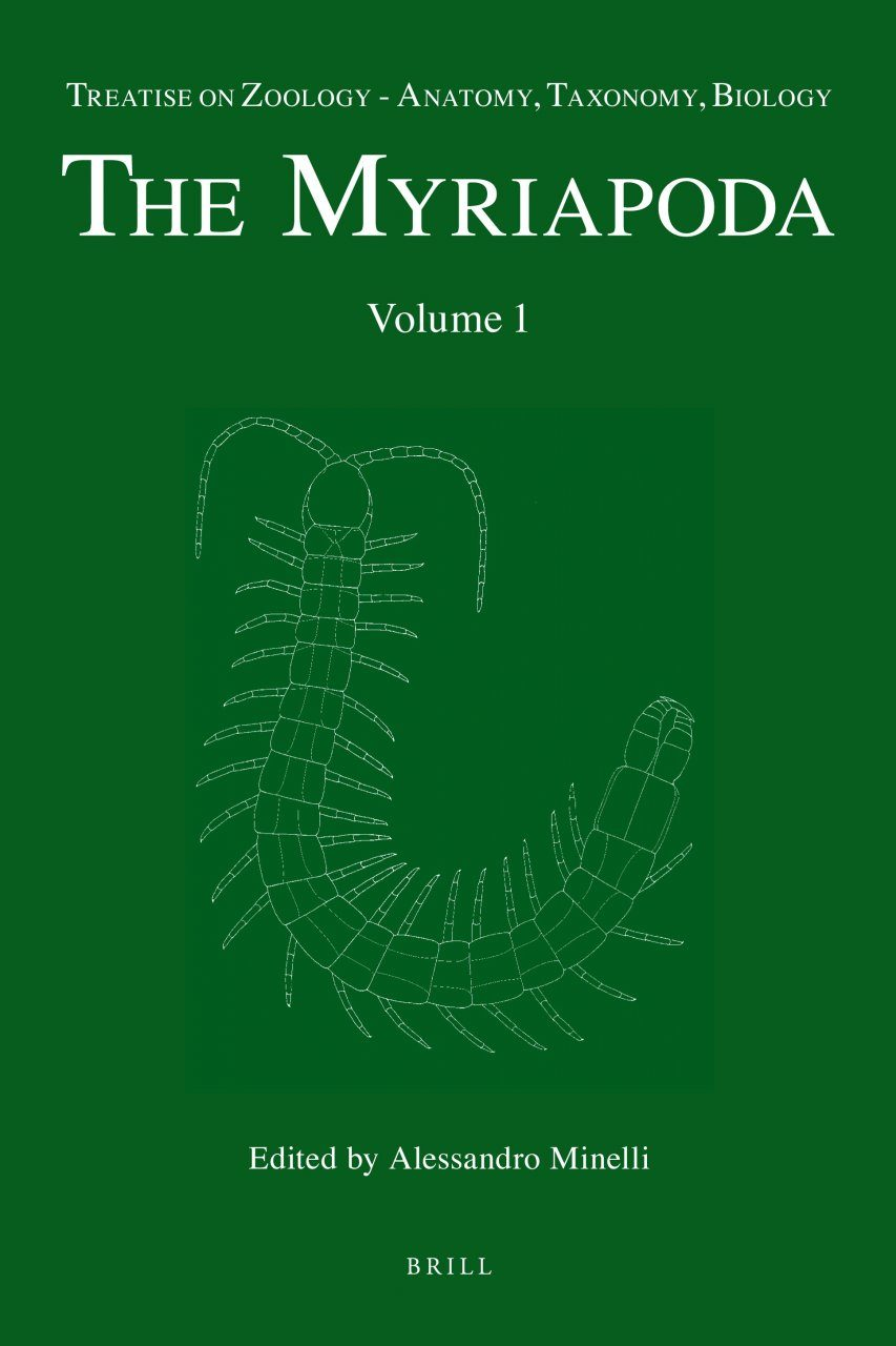The Myriapoda: Volume 1