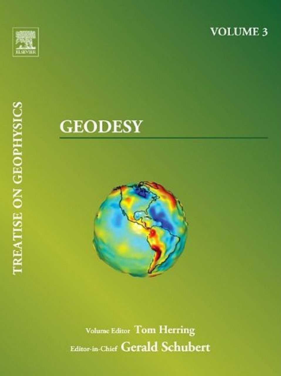 Geodesy: Treatise on Geophysics