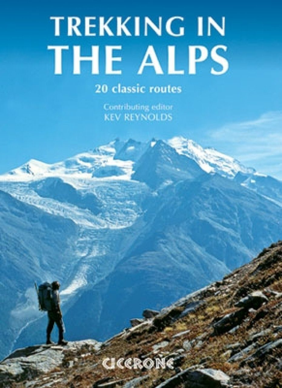 Cicerone Guides: Trekking in the Alps