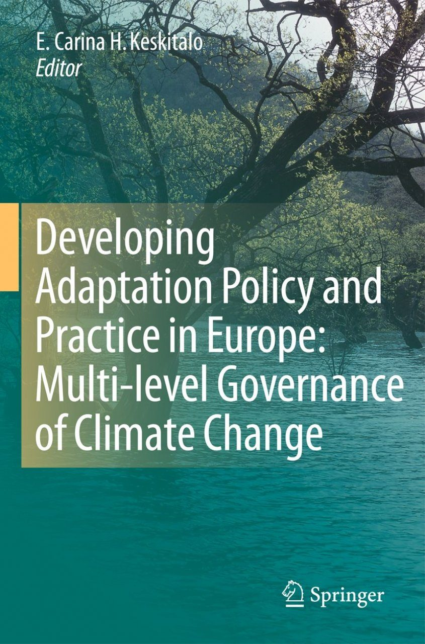 Developing Adaptation Policy and Practice in Europe