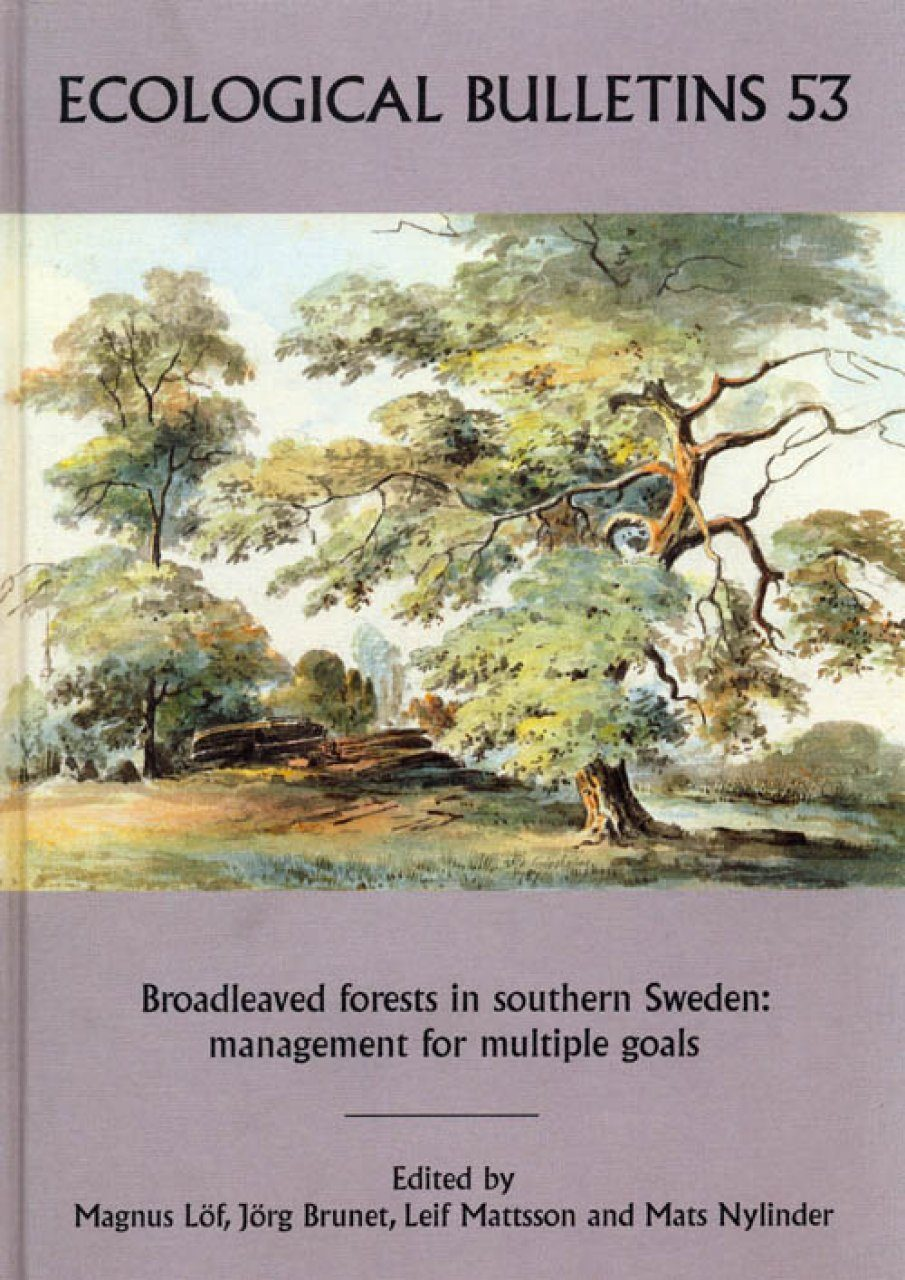 Broadleaved Forests in Southern Sweden