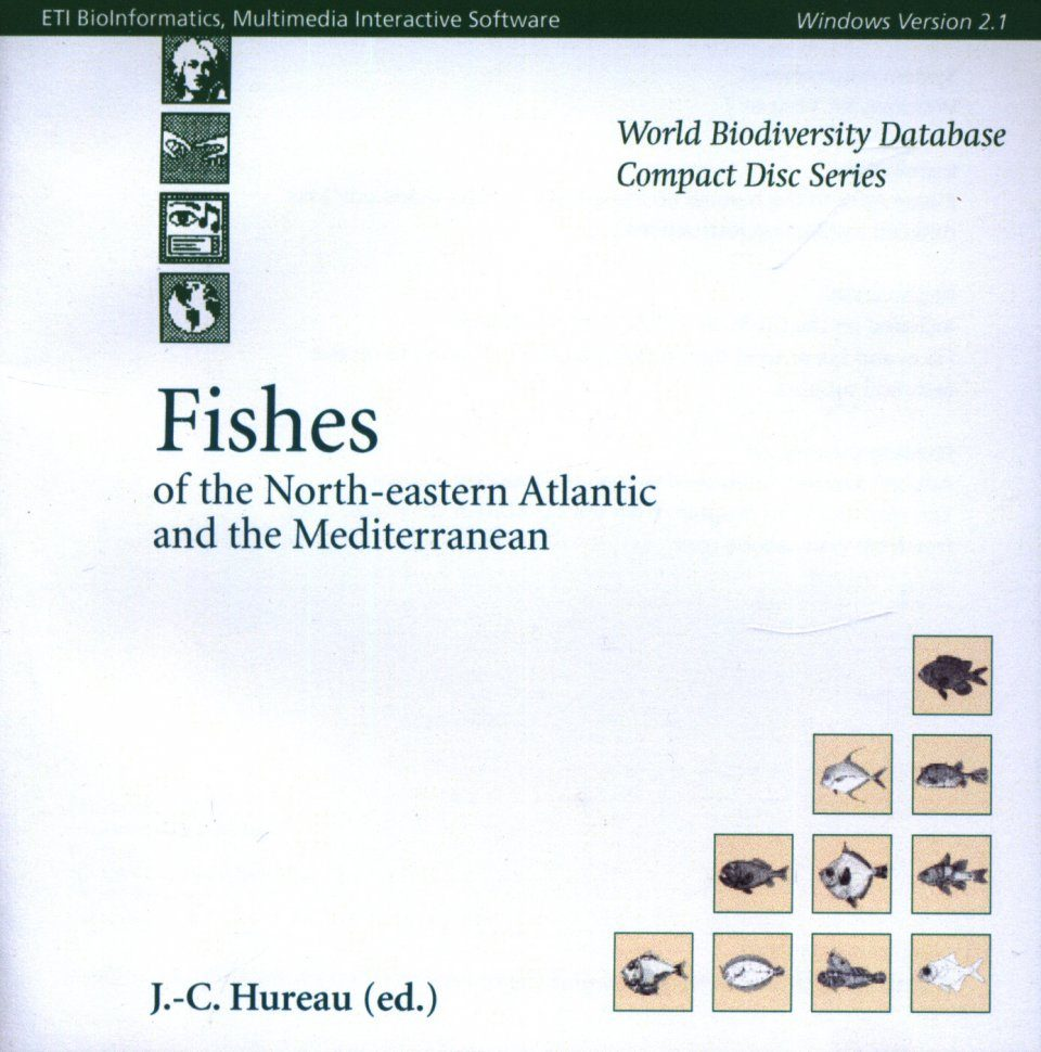 Fishes of the North-Eastern Atlantic and the Mediterranean