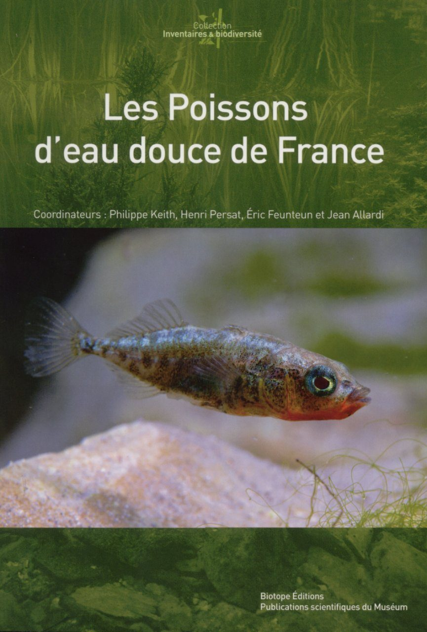 Les Poissons d'Eau Douce de France [Freshwater Fish of France]