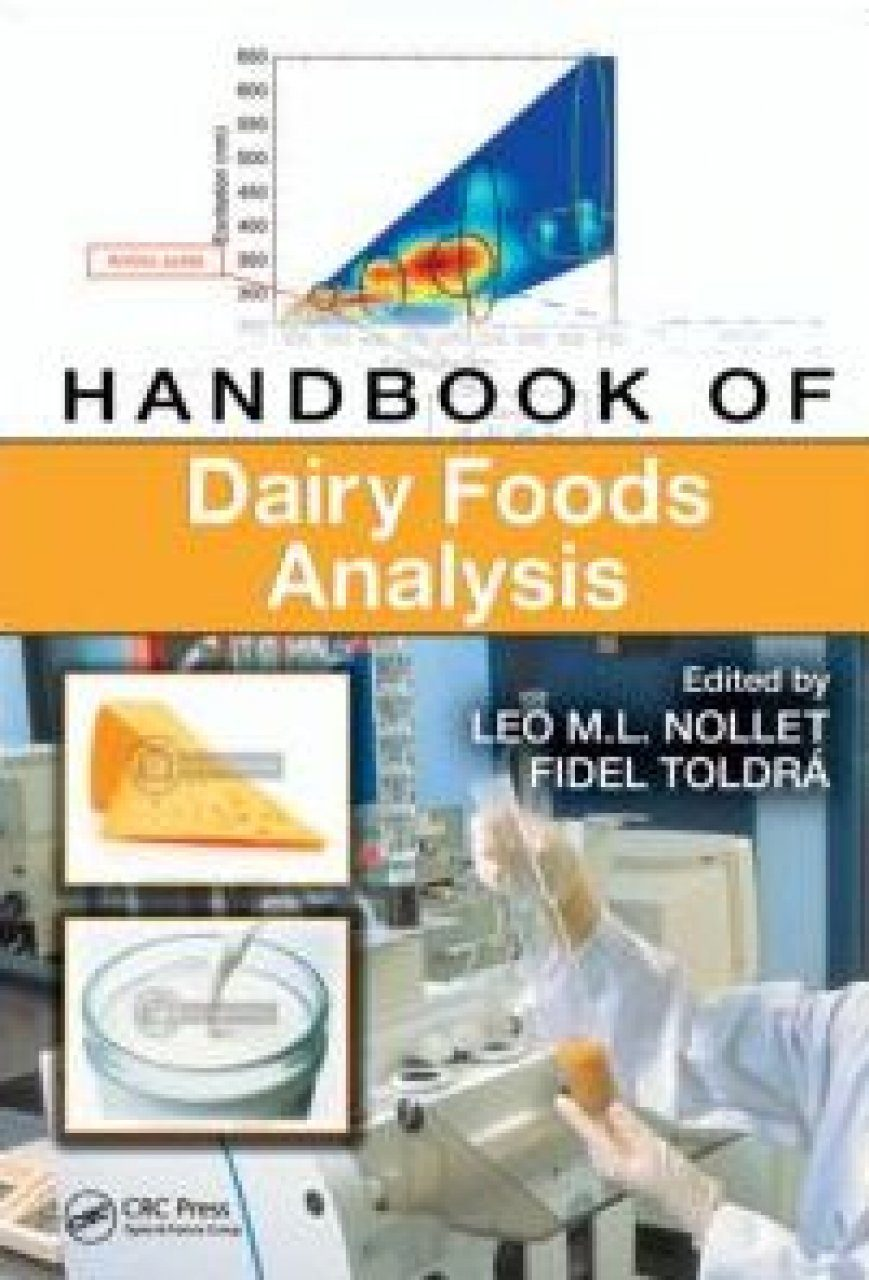 Handbook of Dairy Foods Analysis