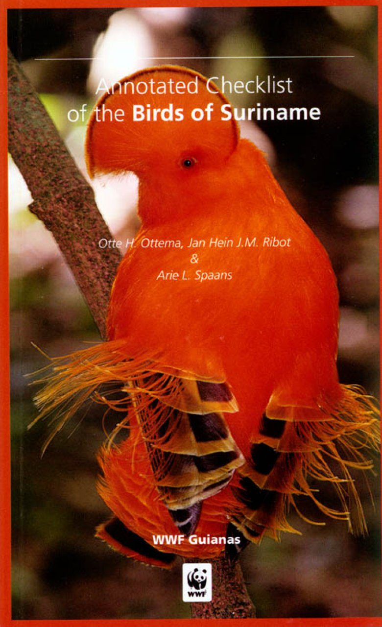 Annotated Checklist of the Birds of Suriname