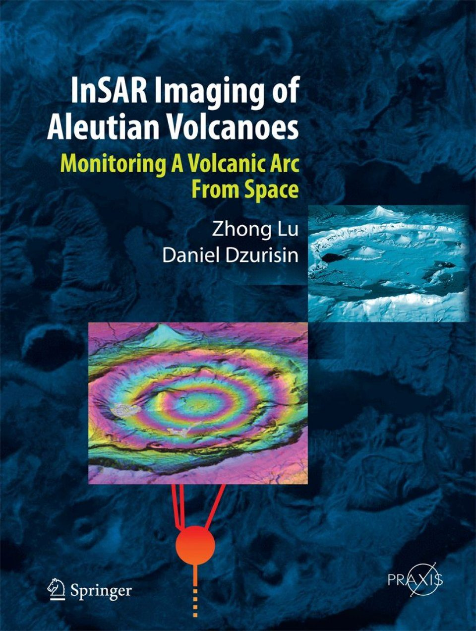 InSAR Imaging of Aleutian Volcanoes