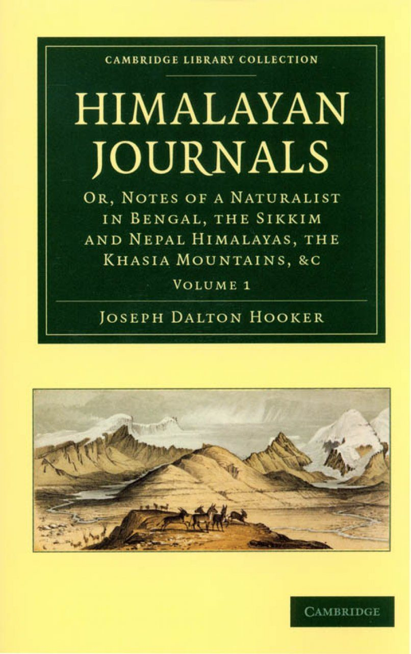 Himalayan Journals (2-Volume Set)