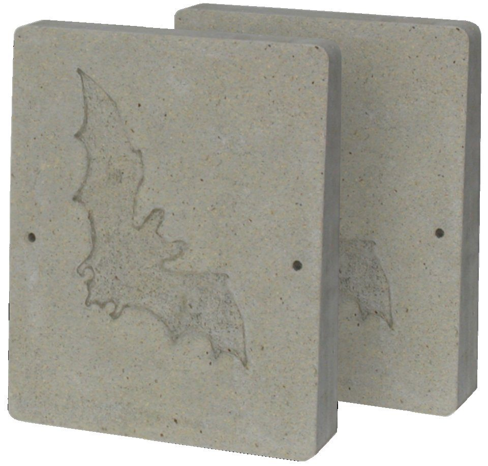 2fe Schwegler Wall Mounted Bat Shelter Pack Of 2
