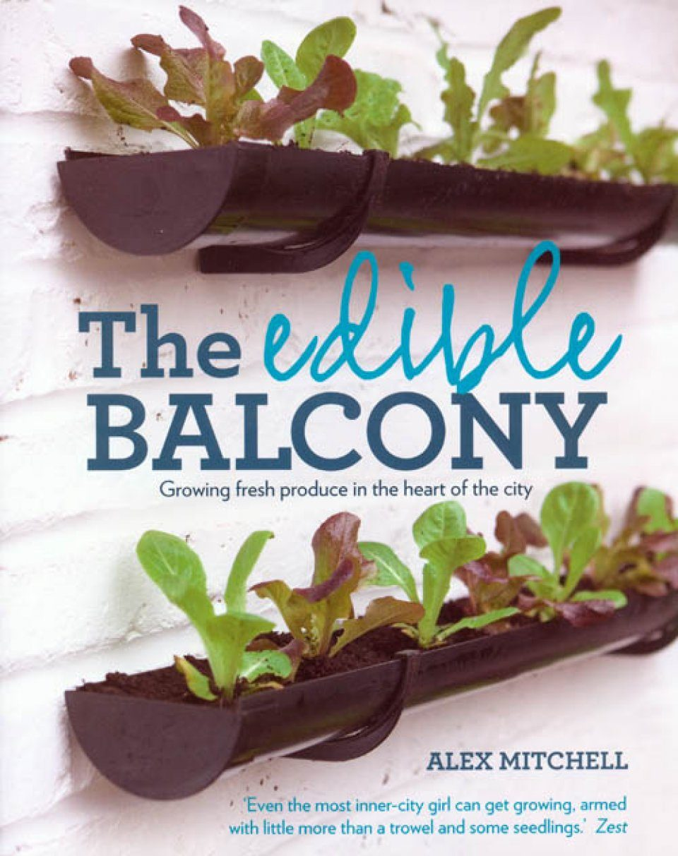 The Edible Balcony