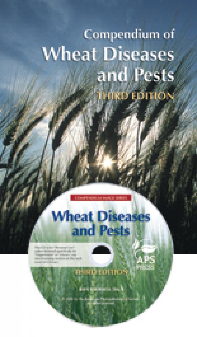 Compendium of Wheat Diseases and Pests (Book + CD set)