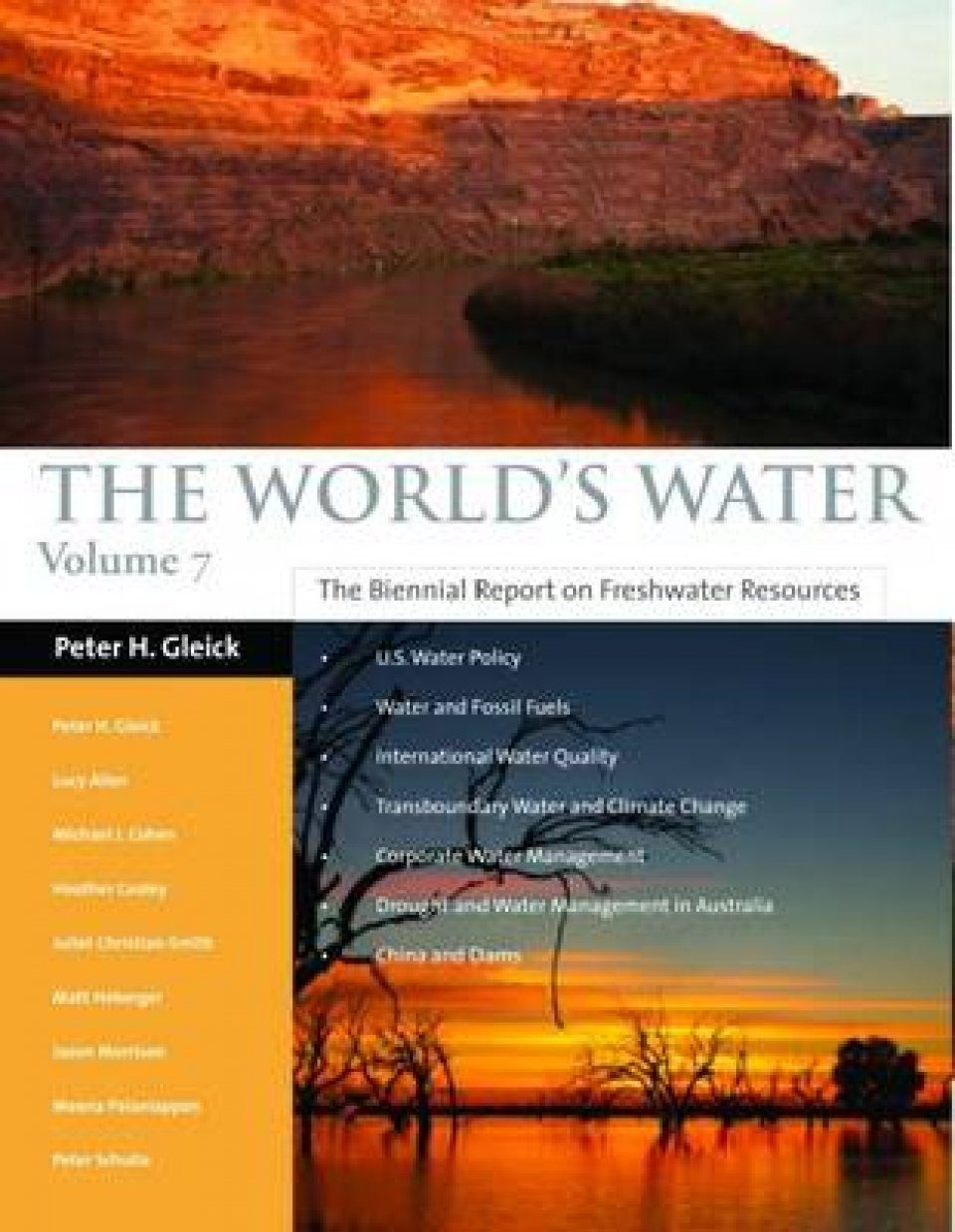 The World's Water 2011-2012