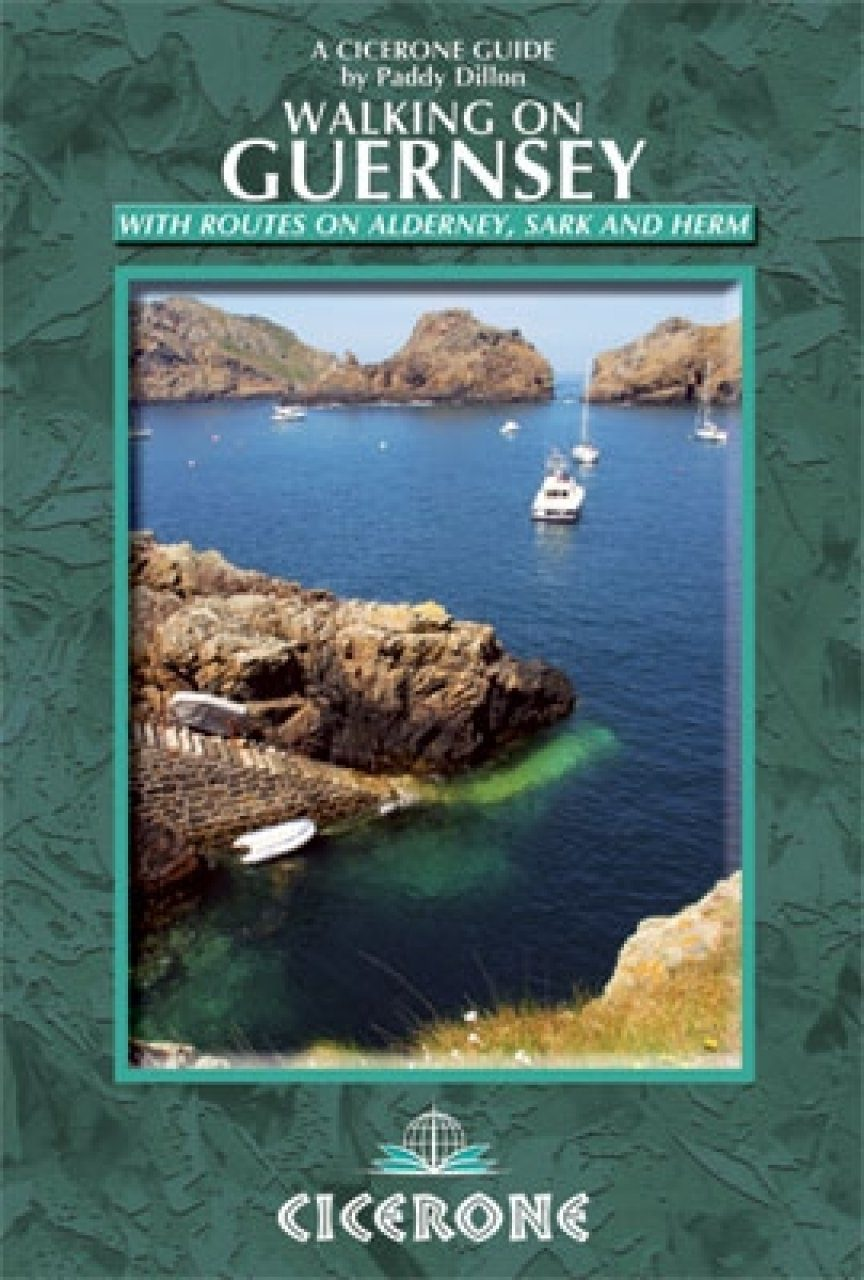 Cicerone Guides: Walking on Guernsey