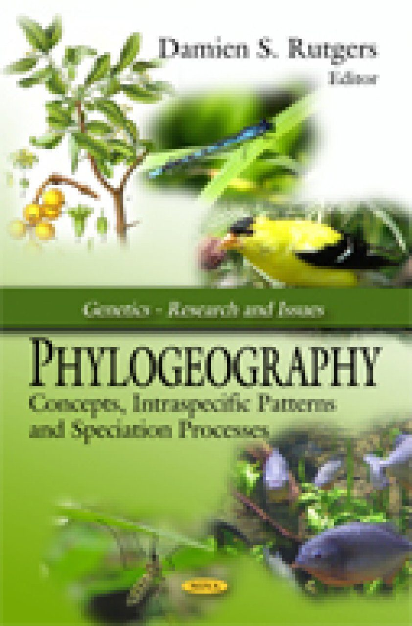 Phylogeography: Concepts, Intraspecific Patterns and Speciation Processes