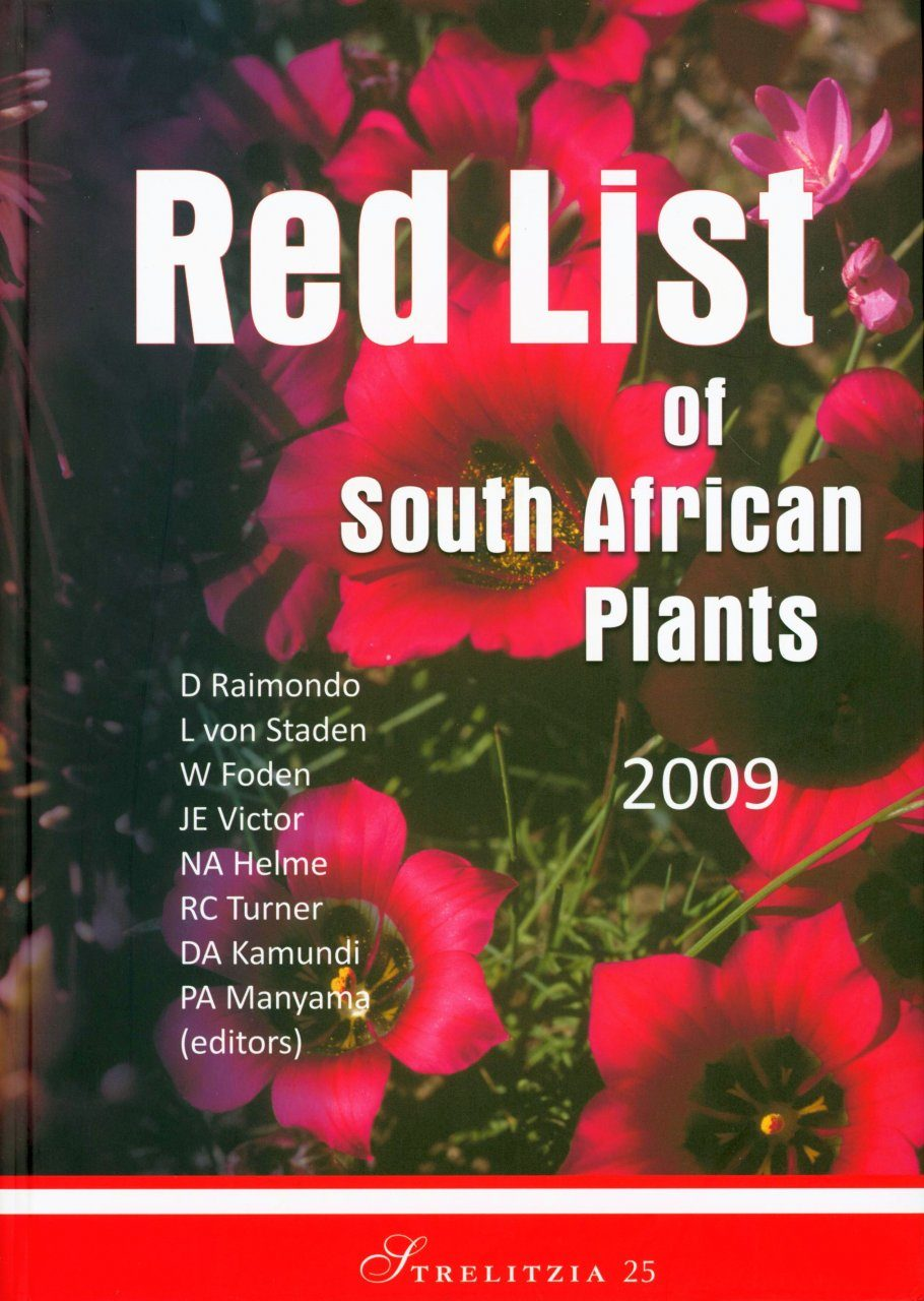 Red List of South African Plants