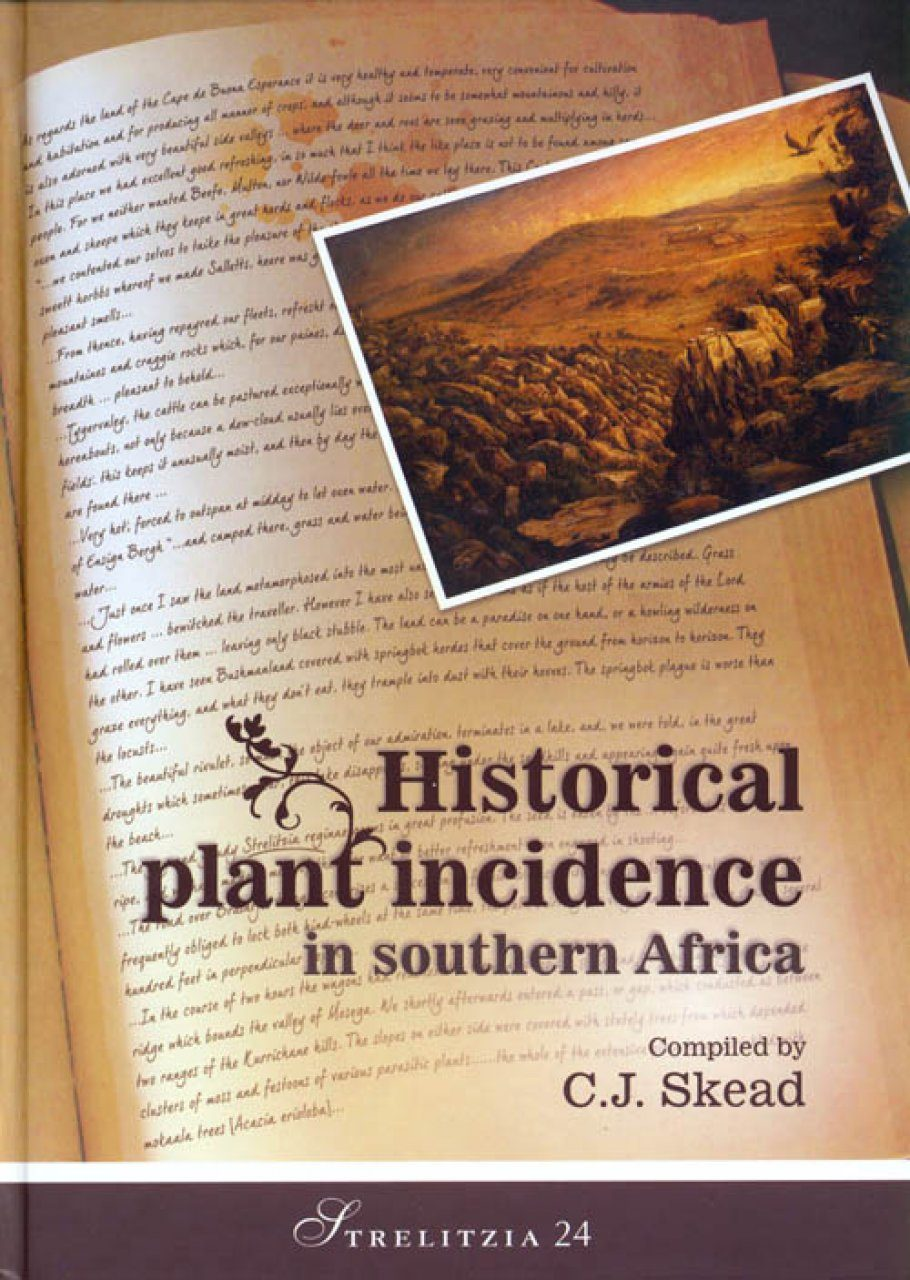Historical Plant Incidence in Southern Africa