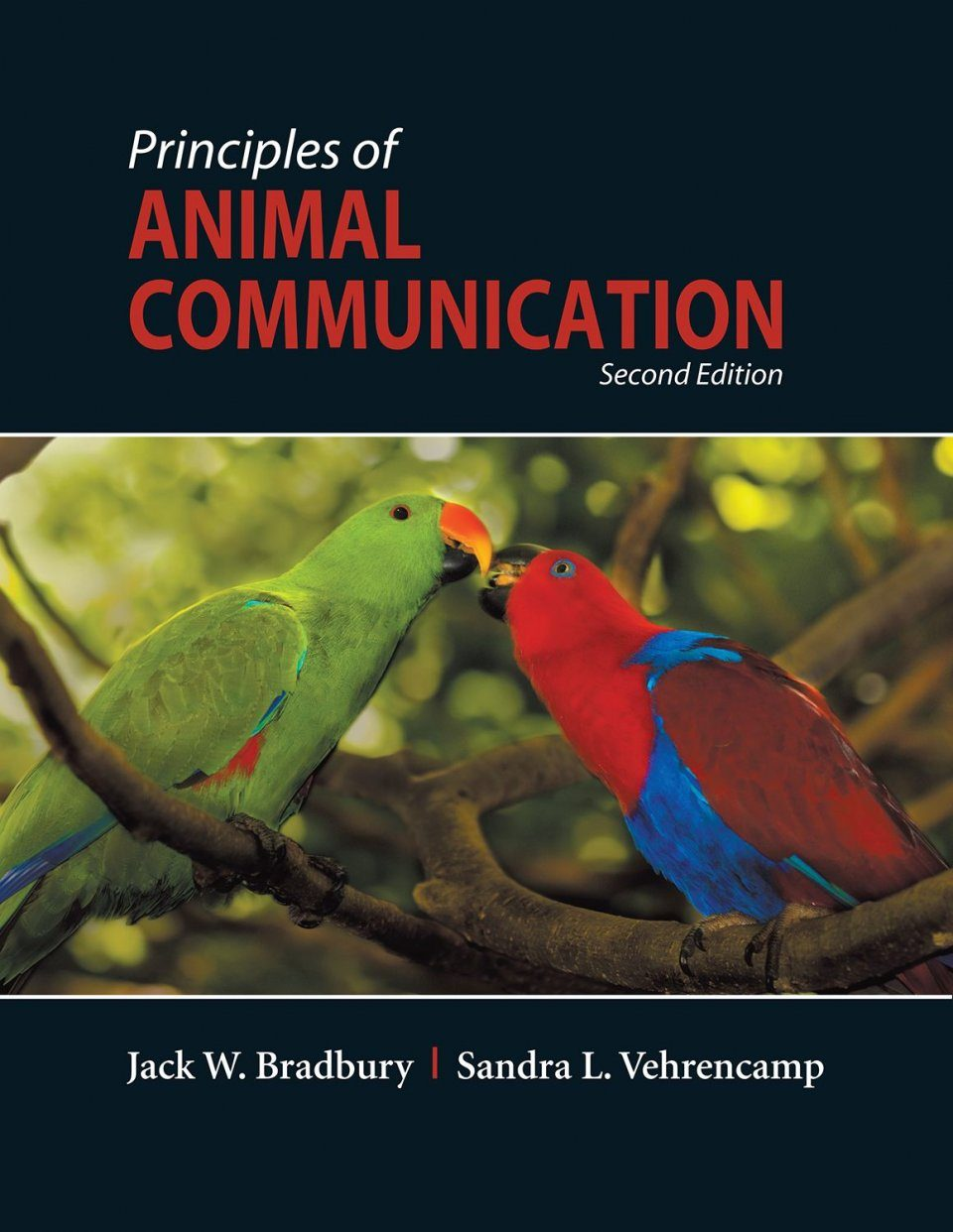 Principles of Animal Communication