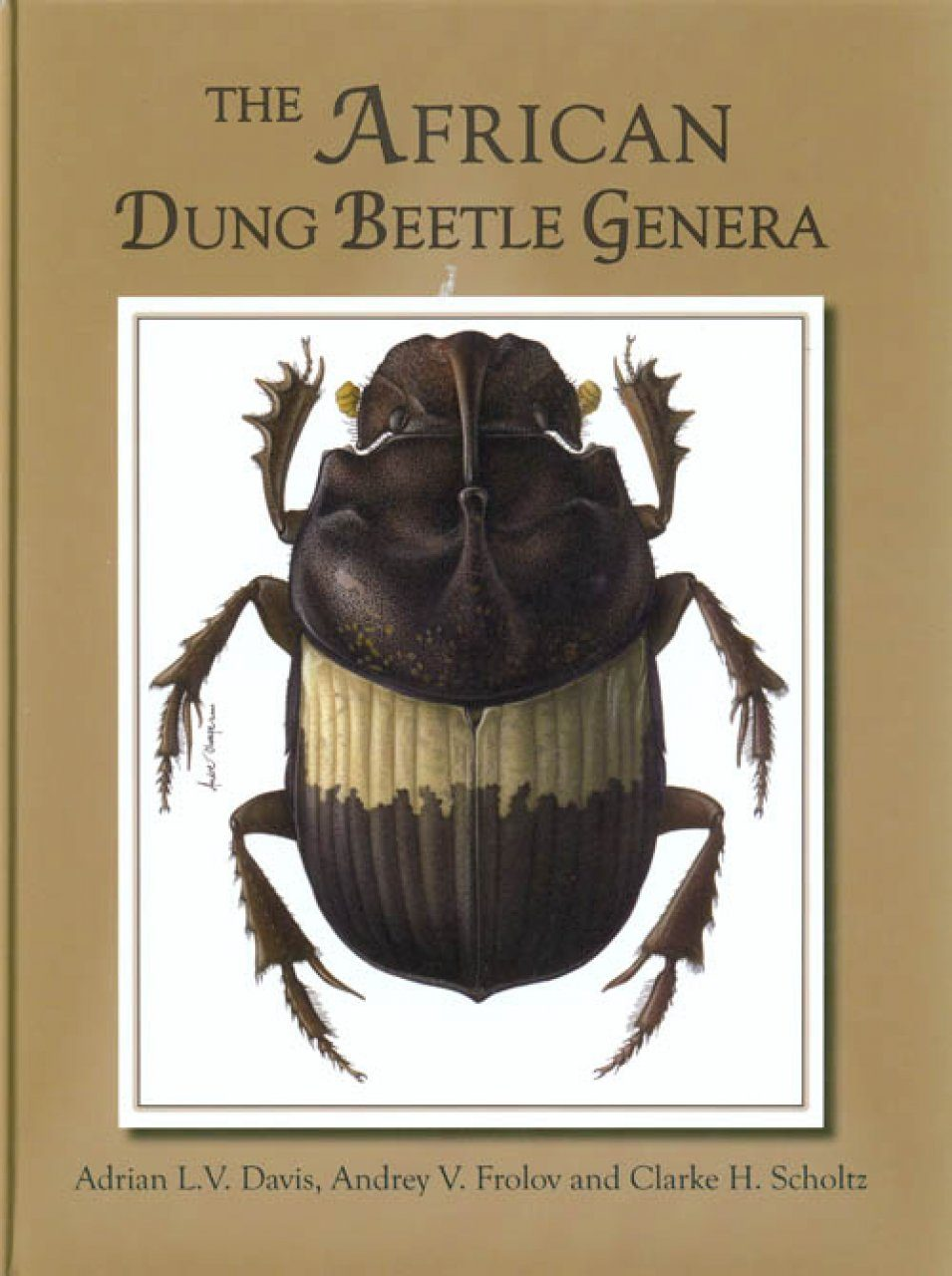 The African Dung Beetle Genera