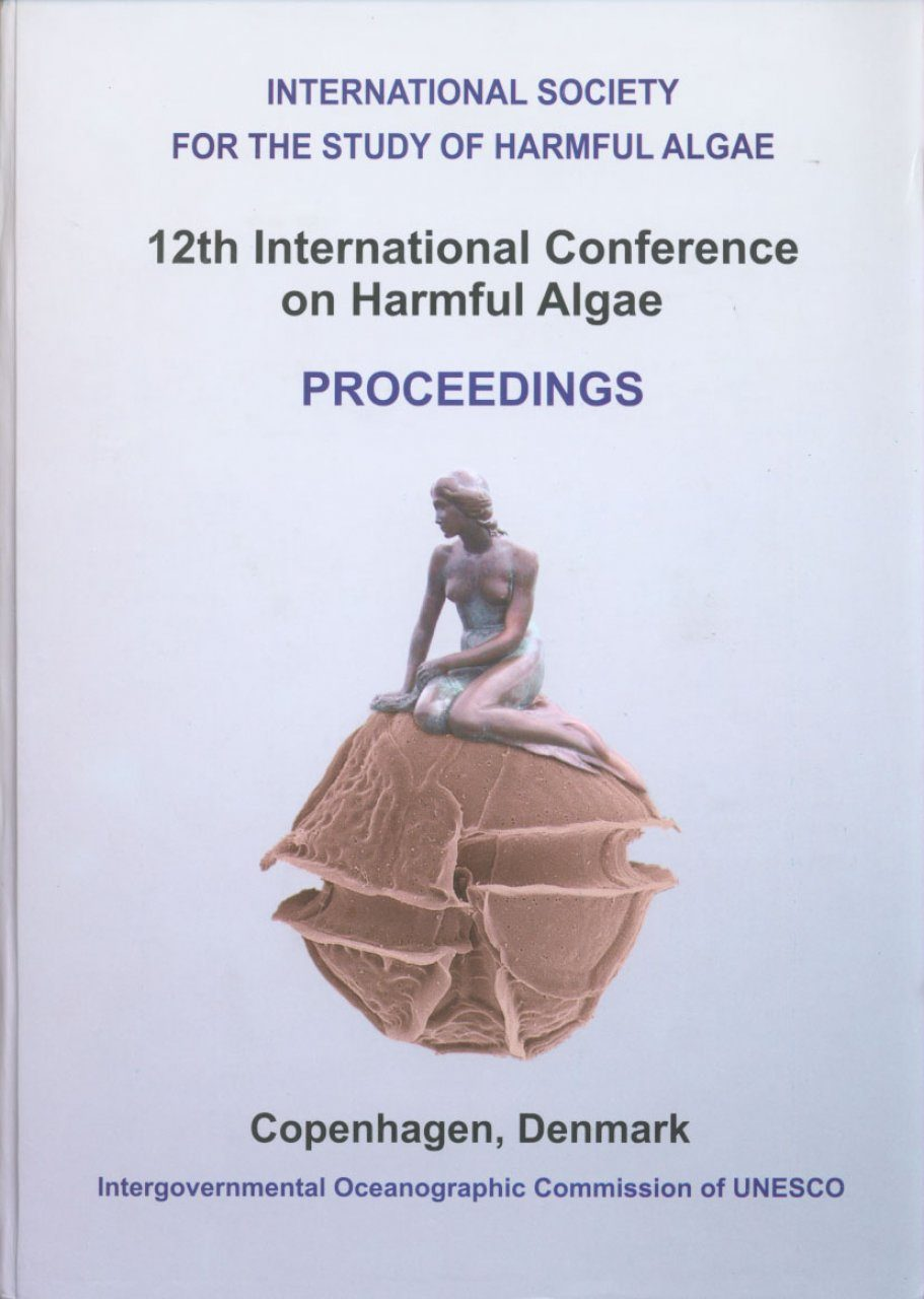 Proceedings of the 12th International Conference on Harmful Algae, Copenhagen, Denmark, 4-8 September 2006