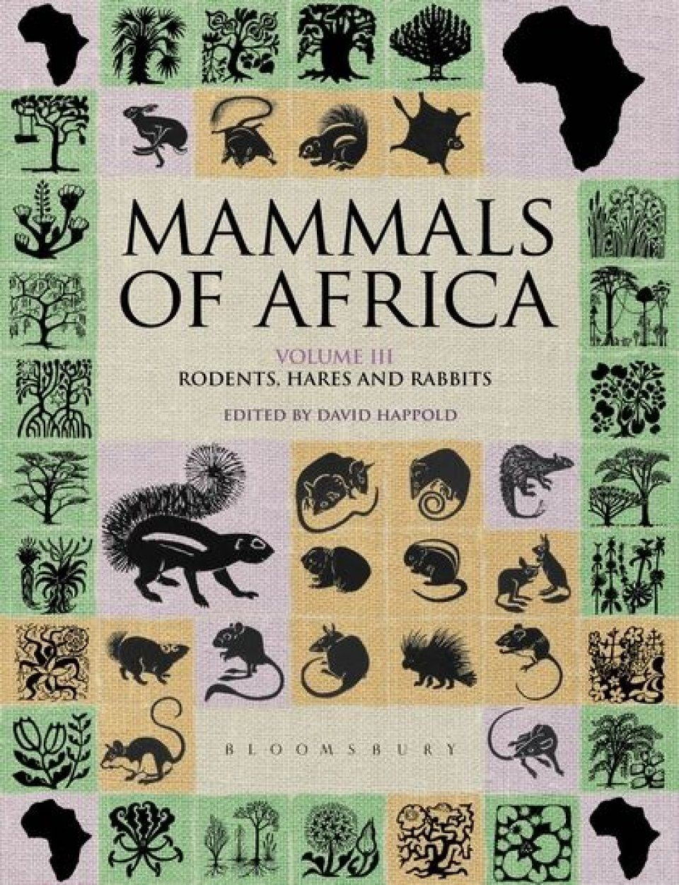 Mammals of Africa, Volume 3