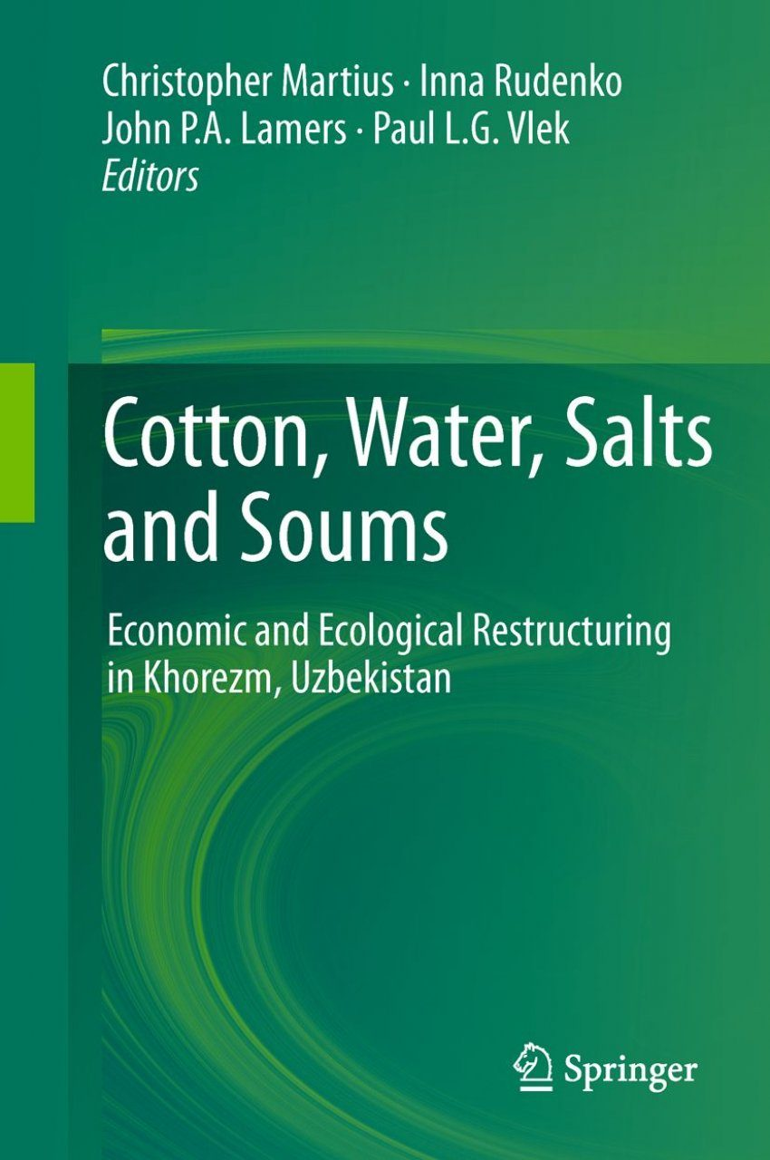 Cotton, Water, Salts and Soums