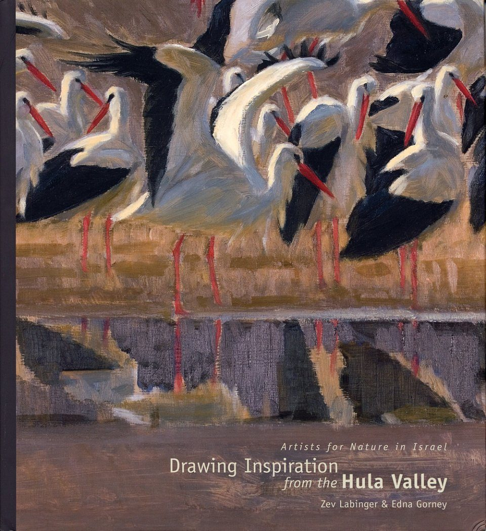 Drawing Inspiration from the Hula Valley