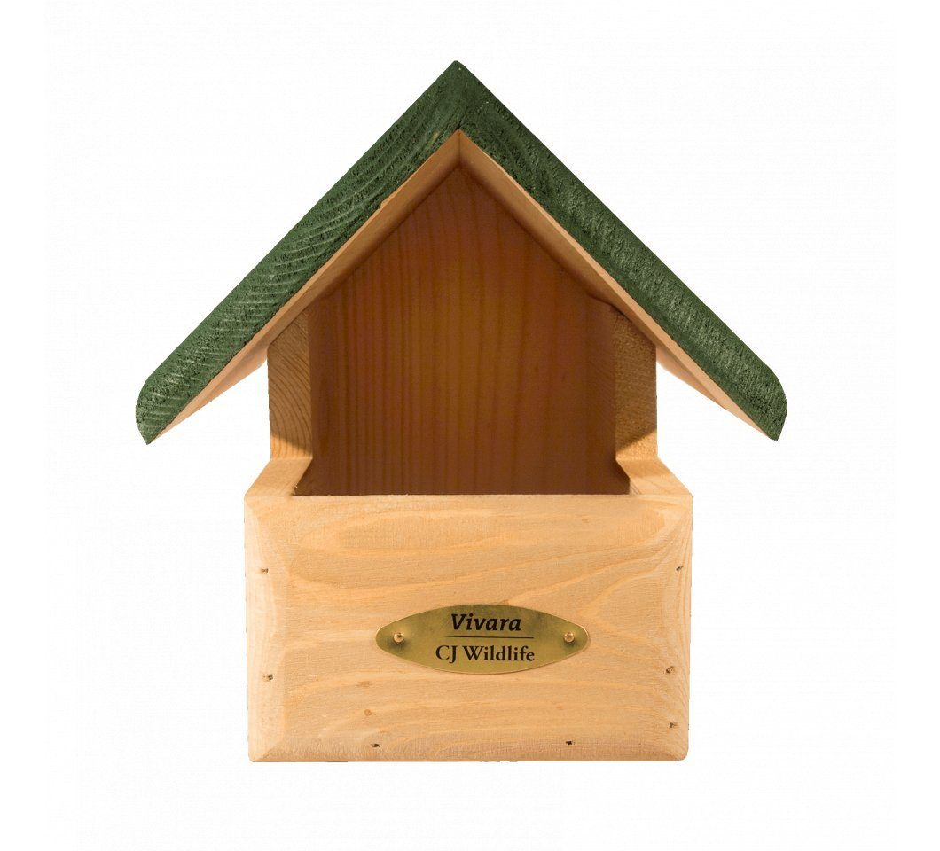 Three Birdhouse Bird Nest Breeding Box Wildlife World Pet Supplies Other Bird Supplies
