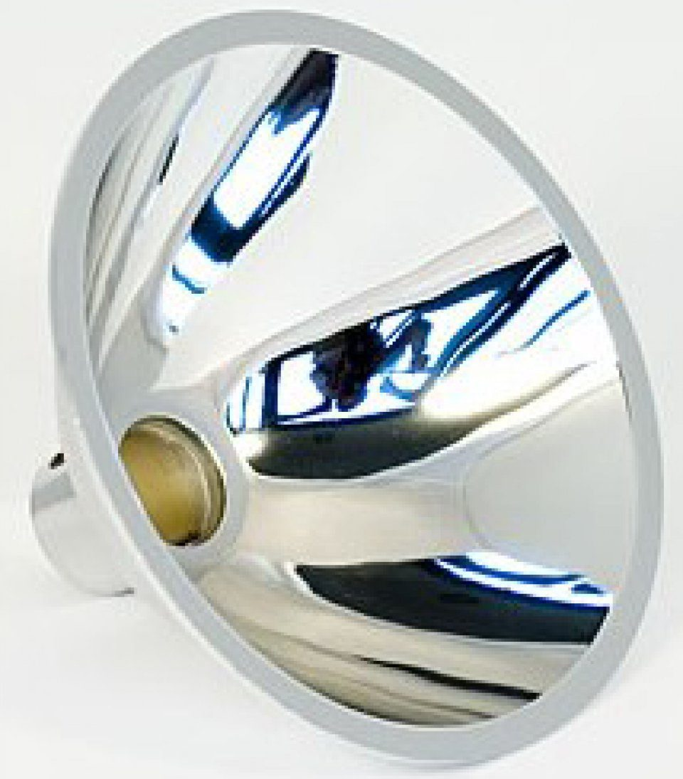 Cluson Double Bulb Reflector for Smartlite and Clubman Lamps (LF37)