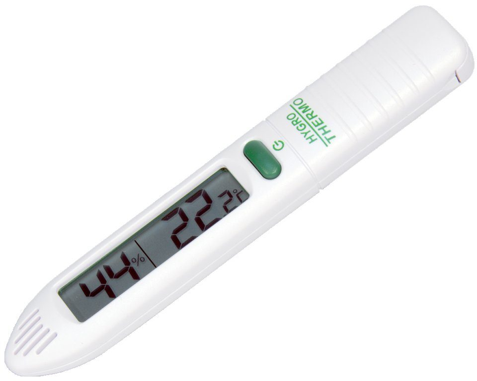 ETI Hygro-Thermo Pocket-Sized Hygrometer