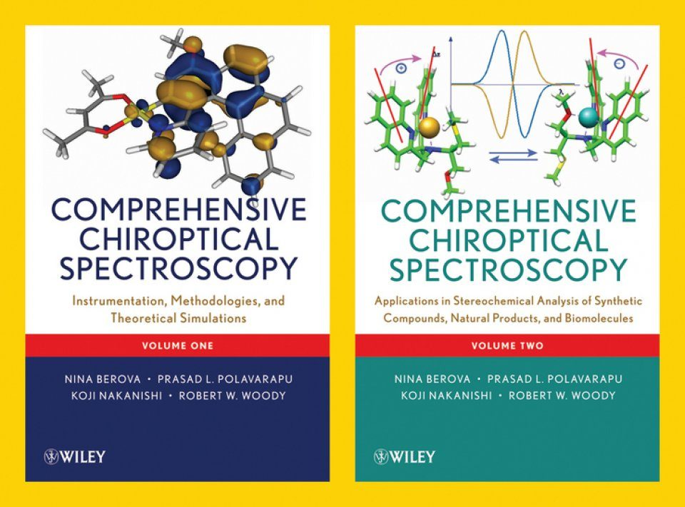 Comprehensive Chiroptical Spectroscopy (2-Volume Set)