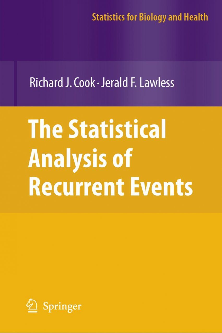 The Statistical Analysis of Recurrent Events