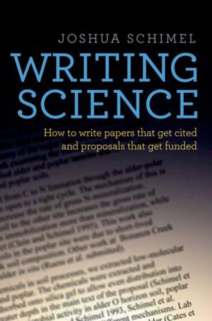 Writing Science