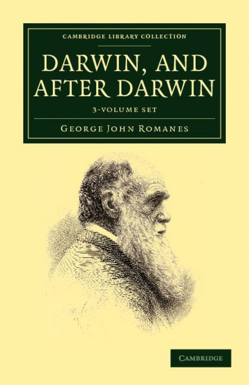 Darwin, and After Darwin (3-Volume Set)