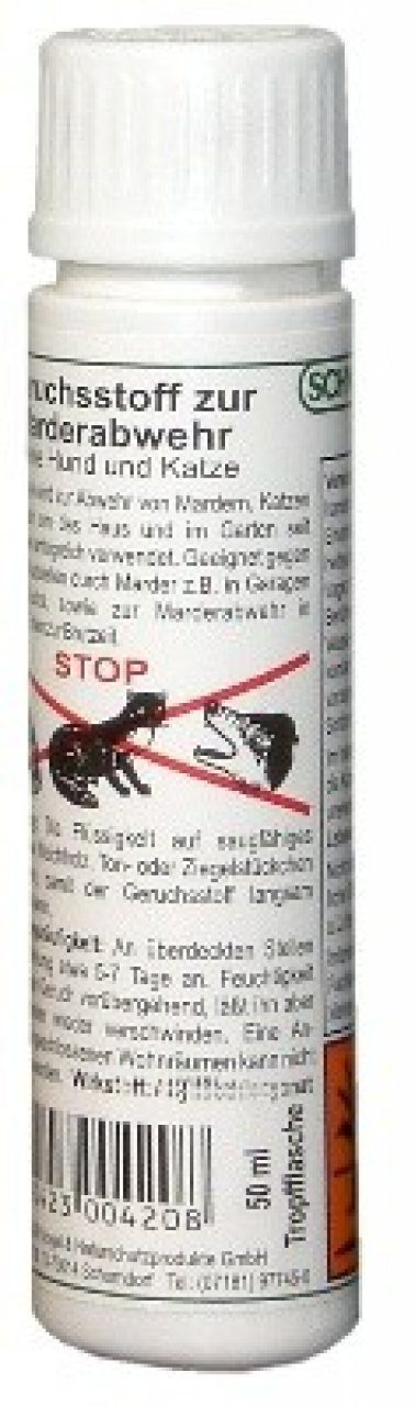 Non-toxic Aromatic Animal Repellent (50 ml)