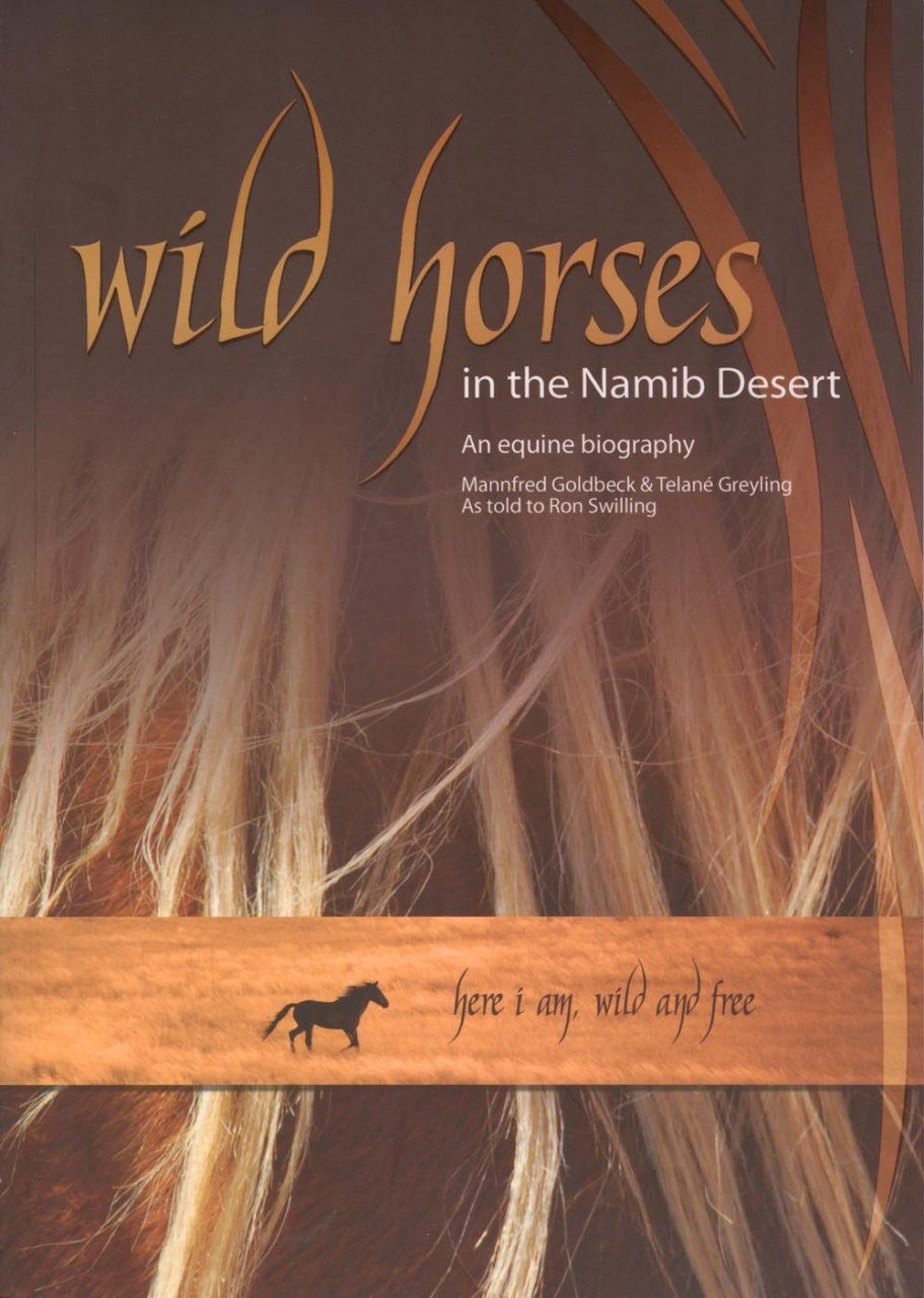 Wild Horses in the Namib Desert